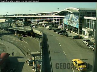 Веб-камера  Эдмонтовского международного аэропорта