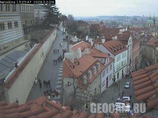 Вид на Пражский замок