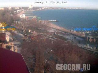 Веб-камера Феодосия набережная / Веб-камеры Крыма