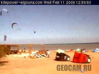 Веб-камера на пляже Мангруви-Бич
