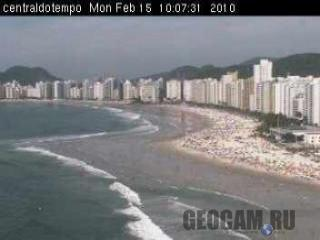 Guaruja webcam