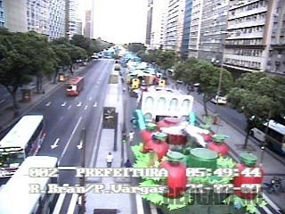 Дорожные веб-камеры в Рио-де-Жанейро