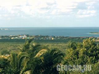 Вид на остров Бонайре