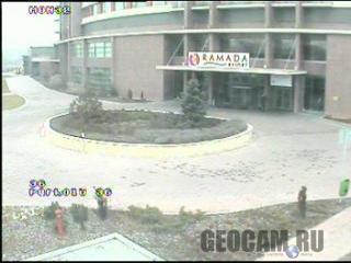 Aquaworld Webcam, Budapest