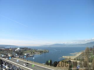 Веб-камера Ванкувера