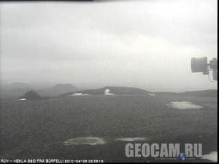 Hekla Volcano Webcam
