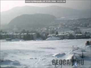 Веб-камера в городе Жилина