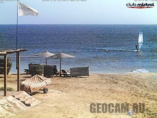 Marsa Alam beach webcam