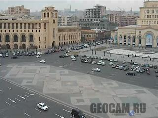 Веб-камера на площади Республики