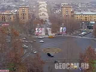 France Square Webcam