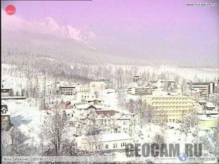 Novy Smokovec ski resort