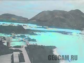 Веб-камера в Голубой лагуне