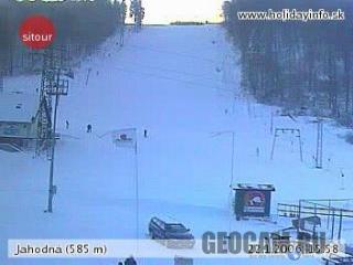 Jahodna ski resort, Slovakia