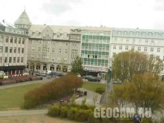 Веб-камера на площади Аустурвотлур