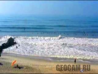Веб-камера на пляже Лонг-Айленда