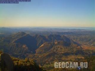 Веб-камера горы Паломар