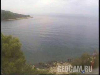 Веб-камера на острове Solta, Словакия