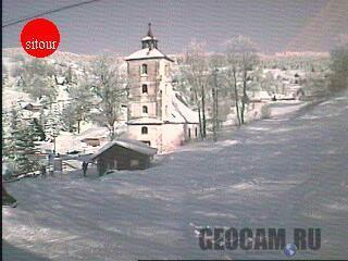 Горнолыжный курорт Cenkovice в Чехии