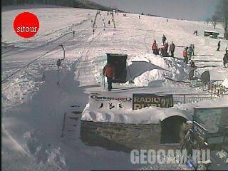 Staromestsko ski resort, Czech