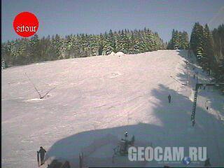Belveder - Nadrazi ski resort, Czech