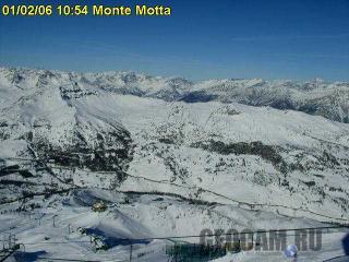 Гора Мотта