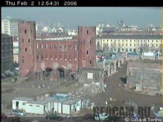 Римские ворота в Турине