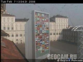 Дворец Palazzo Reale
