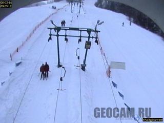 Wisla Cienkow ski resort, Poland