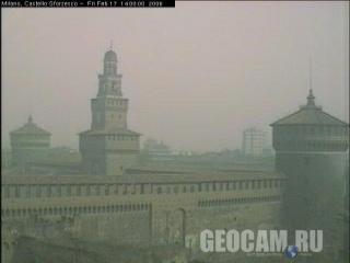 Веб-камера Castello, Милан