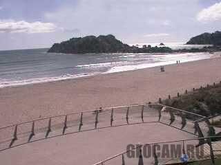 Пляжная вебкамера Mount Wave