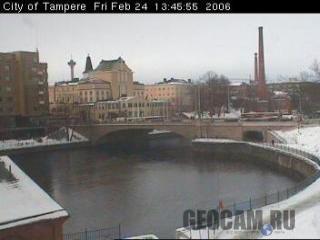 Город Тампере, Финляндия