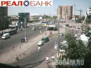 Веб-камера на проспекте Ленина, Харьков