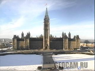 Parliament Hill, Оттава