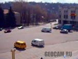 Веб-камера города Обухов, Украина