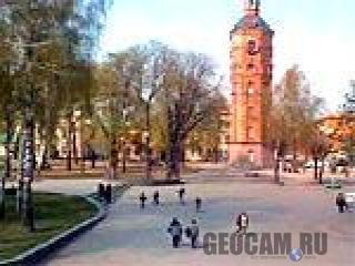 Kozitskogo Square webcam, Vinnitsa
