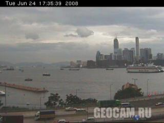 Victoria Harbour webcam