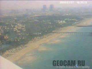Веб-камера 2: береговая линия Дубай