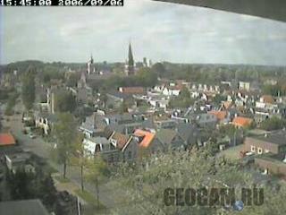 Веб-камера в голландском городе Жоури