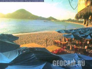 Пляжная веб-камера Cabobeach
