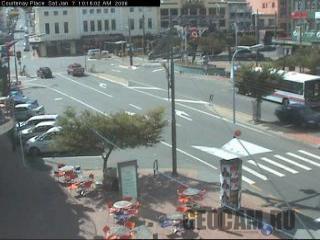 Веб-камера в Веллингтоне