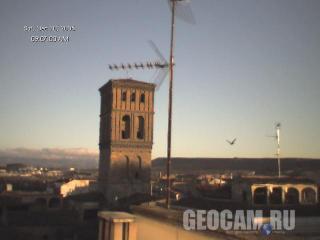 Веб-камера в Логроно