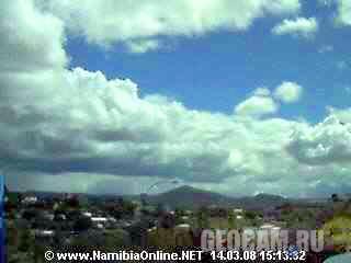 Olympia Webcam, Windhoek
