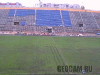 """Metallist"" stadiun webcam"