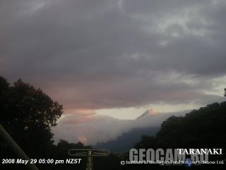 Вулкан Таранаки
