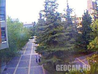 Middle East Technical University Webcam