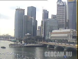 Веб-камера Сингапура