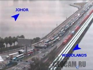 Woodlands Causeway Webcam