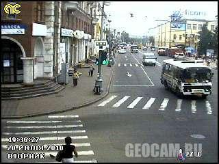 Веб камера на улице ленина в иркутске
