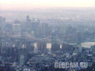 Веб-камера: вид на Манхэттенский мост