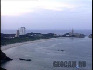 Tanegashima Space Center Webcam